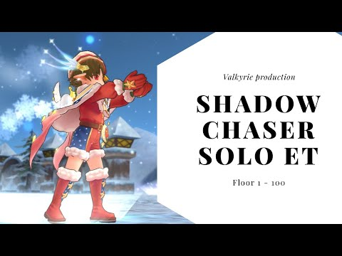 Ragnarok Mobile : SHADOW CHASER SOLO ENDLESS TOWER FLOOR 1-100
