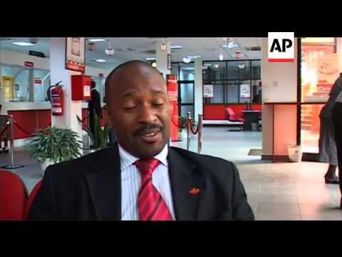Mobile money revolution in Africa