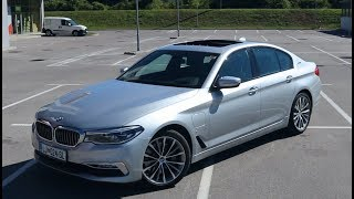 "BMW 530e iPerformance 252HP (Hybrid) ""review"""