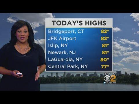 6 P.M. Weather 08.05.17: Temps Rebound Sunday