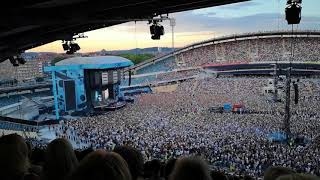 Ed Sheeran - Happier (Ullevi Göteborg 10/7)