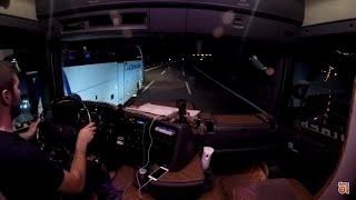 Şeridime Giren Otobüse Ayar Vermek ! / Zorlu Yükleme Yerleri / Gurbetçilerin Yol Çilesi