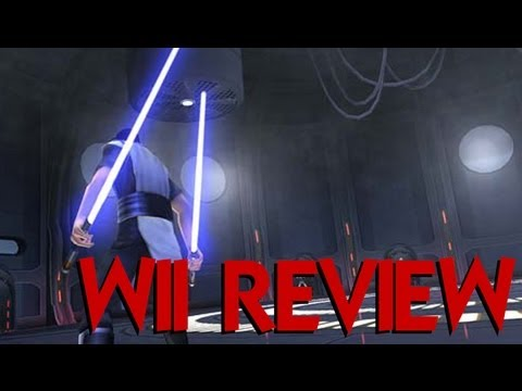 Star Wars: The Force Unleashed 2 (Wii Review)
