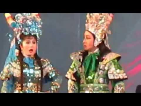Trích đoạn: Lưu Kim Đính chiêu phu-VŨ LUÂN, TÚ SƯƠNG