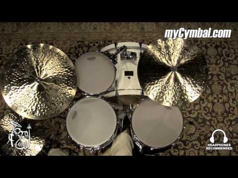 "Zildjian 20"" K Constantinople Medium Ride Cymbal - Played by Greg Caputo - 2097g (K1016-1070715K)"