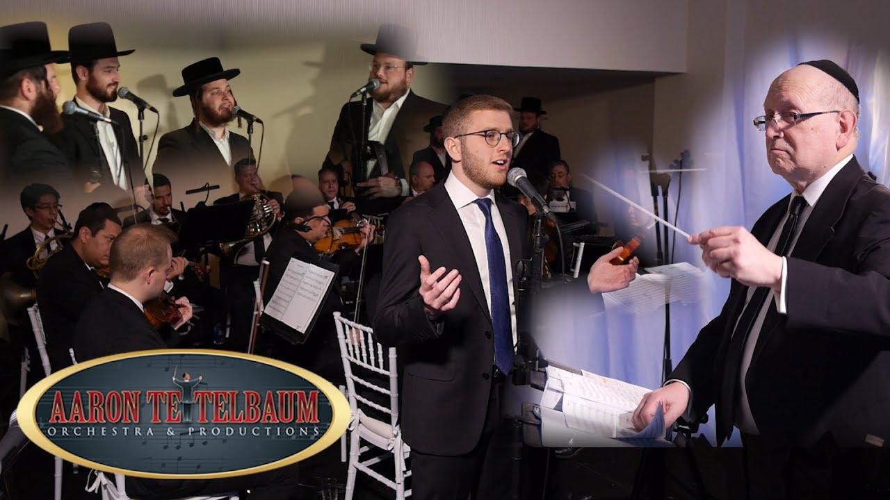 Daniel Israel & Yedidim Choir  - Chupah - An Aaron Teitelbaum Productions I דניאל ישראל וידידים 