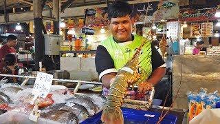 Ночной рынок на Пхукете Цены на еду и одежду в Патонге Таиланд
