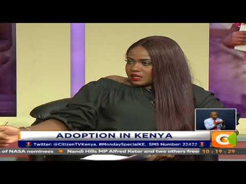 Monday Special : Adoption in Kenya