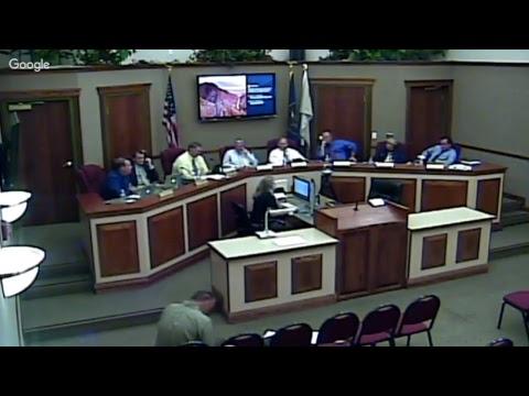 August 23, 2017 Regular Council Meeting for Washington City Utah