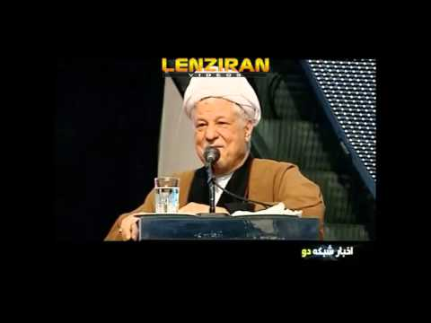 Rafsanjani and minister of culture talk about election