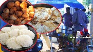 Roadside Moving Breakfast #Luna Street Food