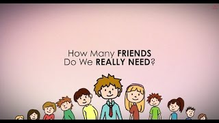 How Many Friends Do We Really Need? | Decoded | Channel NewsAsia Connect