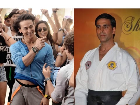 Akshay Kumar Is A Fan Of Tiger Shroff