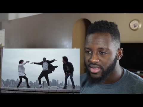 Les Twins and Boubou Dance in NYC | Kehlani - CRZY Reaction Video