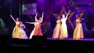 Shiamak Davar Group performing at Wyndham Diwali