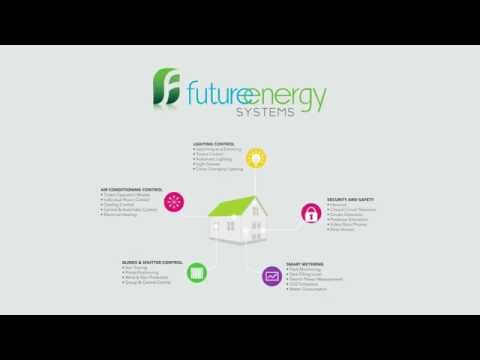 Future Energy Bahrain - Home Automation Solutions