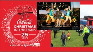 The Coca‑Cola Christmas in the Park