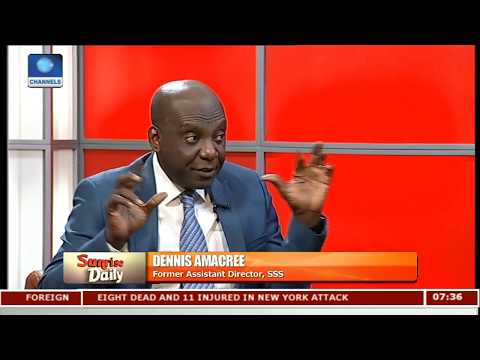 Mainagate: Fmr DSS Official Calls Out EFCC On Maina's Whereabout,Dissects Intrigues Pt.2