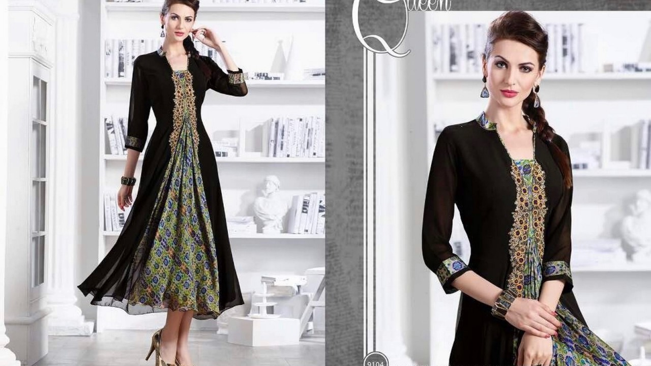 e57096aaba Bundle of 10 wholesale kurtis catalog kajree rangoon size m , l , xl , 2xl