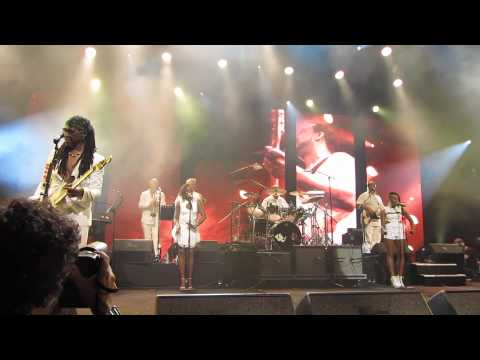Freak 0ut! | 08 | Chic feat. Nile Rodgers