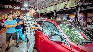 Đập vỡ kính BMW để cướp đồ có dễ không? | XEHAY.VN