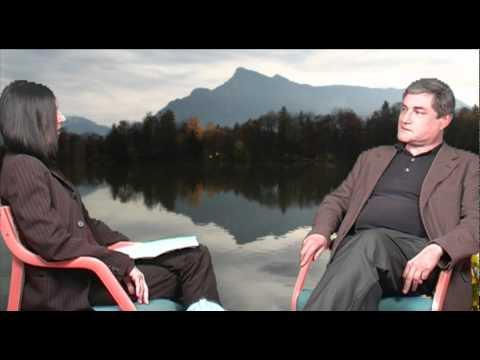 On the Untersberg: Christopher Coker, Professor, London School of Economics
