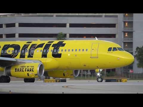 Tampa International Airport Spotting