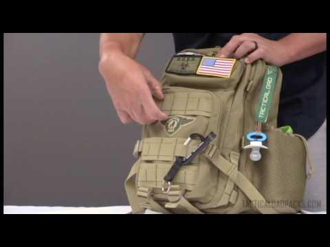 Tactical Dad | The Tactical Diaper Bag Explained