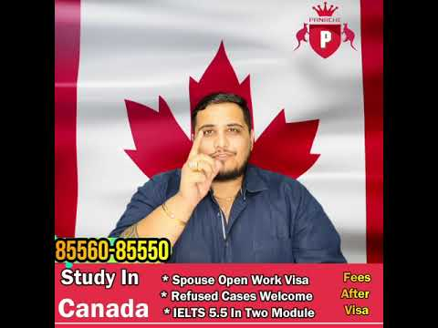 Canada Study Visa   Spouse Open Work Permit   Pay Fees After Visa   8556085550   Panache Immigration