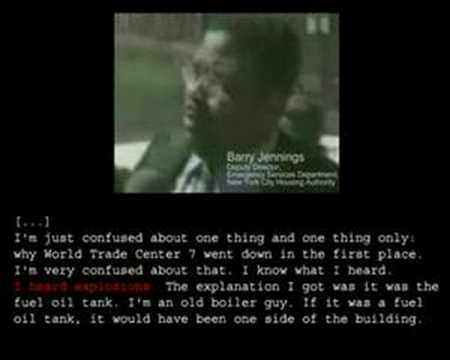 WTC 7 -The Smoking Gun of 911 - Eyewitness