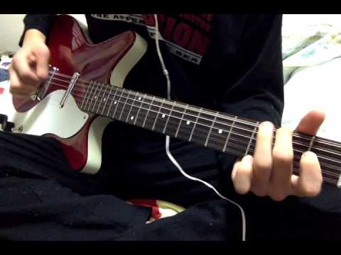 Danelectro 12 Strings Demo: Mr. Spaceman/ The Byrds