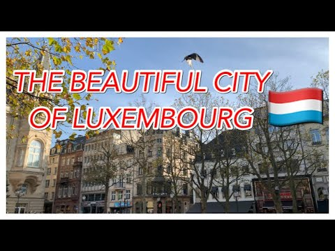 Living in Luxembourg || Life in Luxembourg as @November 2020