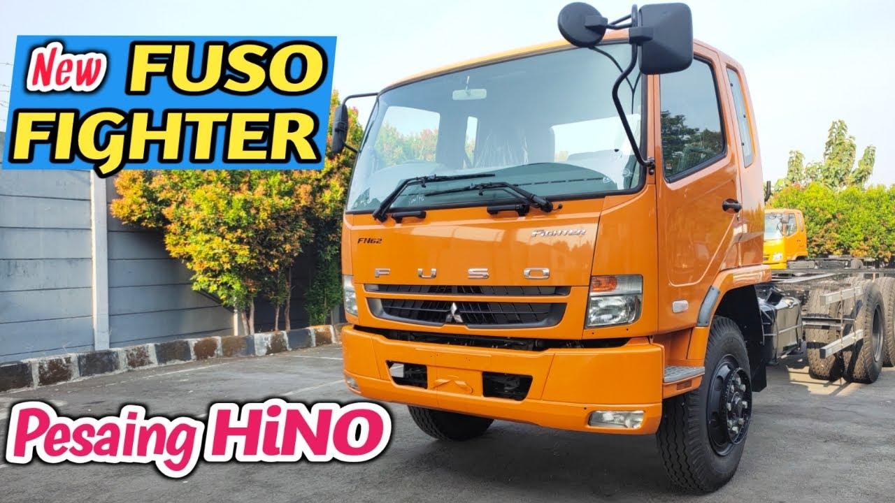 FUSO FIGHTER Terbaru,Waktunya UPGRADE Truck Kamu