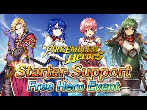 FEH Free Hero Event - Vote for the Hero Now! | FEH News 【Fire Emblem Heroes】