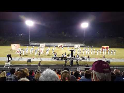 Deep Run HS Marching Wildcats - Powhatan Fall Classic - October 29, 2016