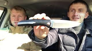 Обзор ножа от