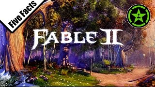 Five Facts - Fable II