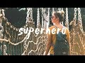 Lauv - Superhero (Lyric Video)