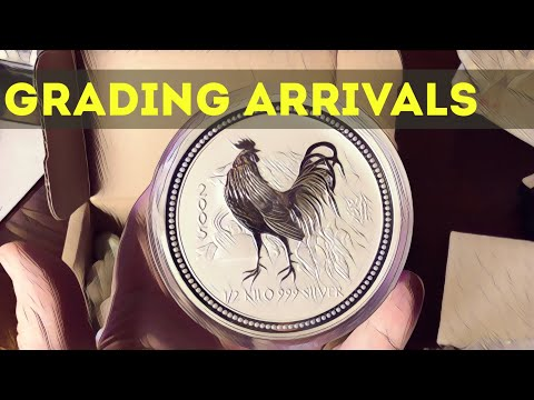 Fake Sovereign Update And Grading Arrivals