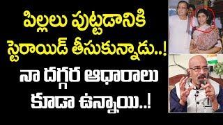 వర్మ దమ్మునోడు అది చూపిస్తాడు..! Tripuraneni Chittibabu Reacted on NTR used Steroids | Myra Media