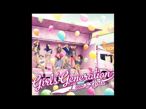 Girls' Generation SNSD Love & Girls Audio