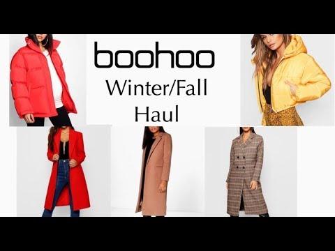 Boohoo Winter/Fall Haul   Farlon & Sylvia  