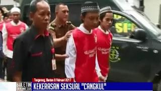Vonis Mati untuk Dua Pembunuh dan Pemerkosa 'Gagang Cangkul' - BIS 09/02