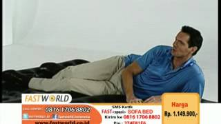 Air Sofa Bed 5 in 1 By Fastworld DRTV