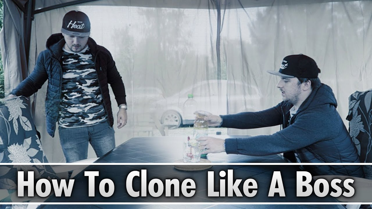 Vegas Pro 14: How To Clone Yourself Like A Boss - Tutorial #216