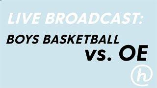 Game Replay: SME Boys Basketball vs. Olathe East