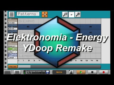 Elektronomia - Energy (YDoop Remake) + Caustic File DL