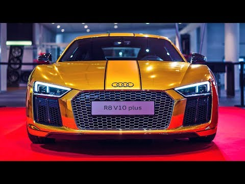 TOP 10 Most Expensive AUDI Cars