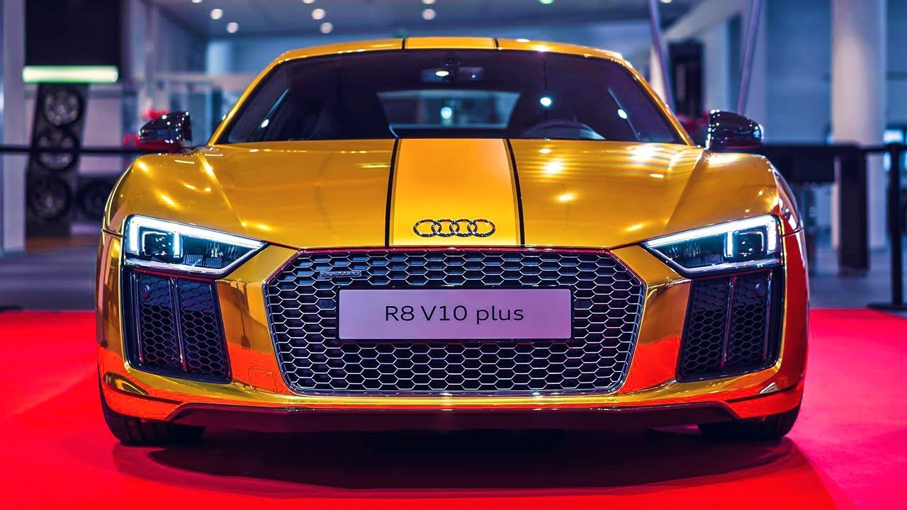 Top 10 Most Expensive Audi Cars Youtube