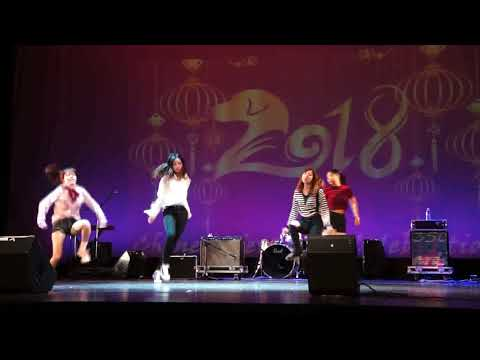 Play with fire by black pink perform by Laguardia CC Dancer